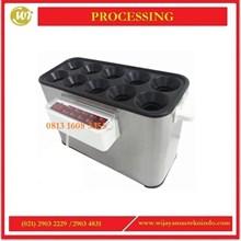 ET-DC10 Mesin Sosis Telur Egg Sausage Machine With Electric Mesin Makanan dan Minuman Cepat Saji