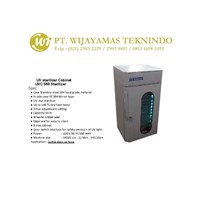 UV STERILIZER CABINET / UVC 550 STERILIZER