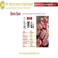 Mesin Pemotong Tulang dan Daging Beku / Bone Saw BSW-310A