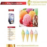 Mesin Pembuat Es Krim / Hard Ice Cream Machine / ICR-BQ105S