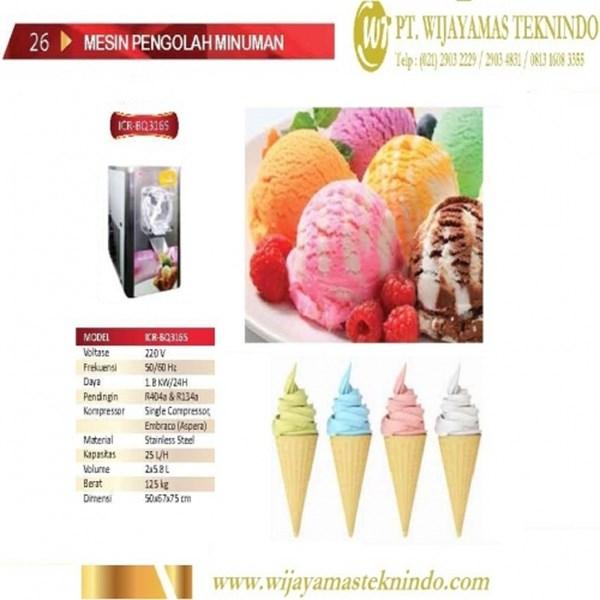 Mesin Soft Ice Cream / Mesin Es Krim / ICR-BQ316S