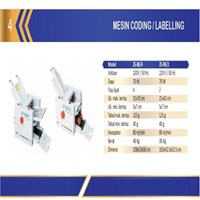 Mesin Automatic Paper Folding / Automatic Folding Machine / ZE-8B/4 / ZE-9B/2