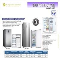 Kulkas Rumah Tangga (Pembeku) / Upright Freezer with Drawer / GF-250 / GF-350