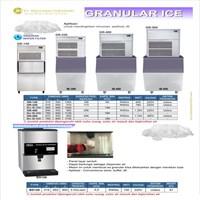 Mesin Pembuat Es Granular / Mesin Granular Ice Maker / Granular Ice / GR-140 / GR-220 / GR-400 / GR- 560 / BS128