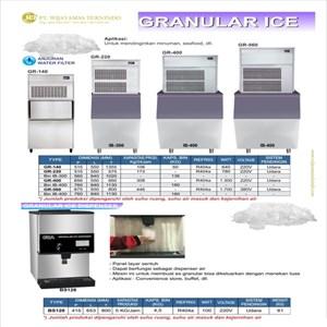 Granular Ice / GR-140 / GR-220 / GR-400 / GR- 560 / BS128