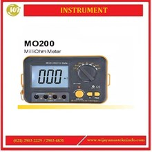 MO200 miliOhm meter digital