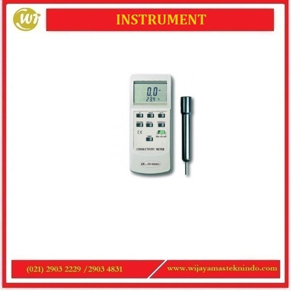 CONDUCTIVITY METER CD-4303HA