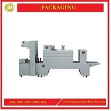 Semi Auto Sleeve Wrapping Machine BZJ-5038B