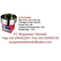 Jual Candy Floss Machine CCD-EMJ500 Fomac ( Mesin Pengolah Kacang & Biji ) 2