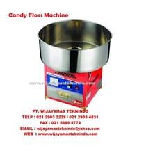 Candy Floss Machine CCD-EMJ500 Fomac ( Mesin Pengolah Kacang & Biji )