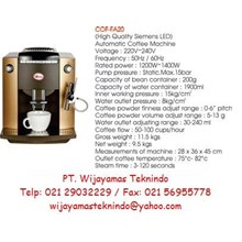 Mesin Kopi Coffee Machine COF-FA20 Fomac