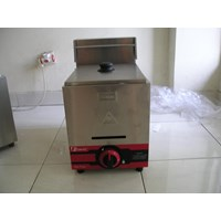 Distributor Deep Fryer Gas Single Tank FRY-G71 Fomac (Mesin Penggorengan ) 3