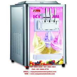 Ice Cream Machine ICR-BQ316M Fomac  (Mesin Pembuat Es Krim)