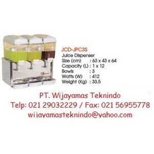 Juice Dispenser JCD-JPC3S