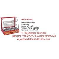 Jual Showcase (Mesin Penghangat Makanan) SHC-DH-827