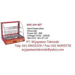 Showcase (Mesin Penghangat Makanan) SHC-DH-827
