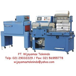 L Bar Sealer FQL-450LA Powerpack  (Mesin Potong Plastik)