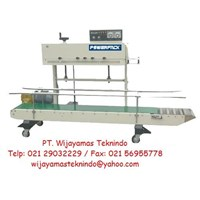 Continuous Band Sealer (Mesin Seal Kemasan) FRM-1120AL-SM 1