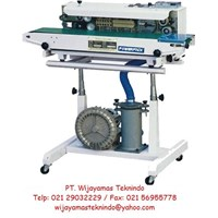 Mesin Continuous Band Sealer SF-150G Powerpack ( Mesin Seal Kemasan ) 1