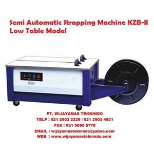 Mesin Warp Atau Pengikat Tali Semi Automatic Strapping Machine KZB-II