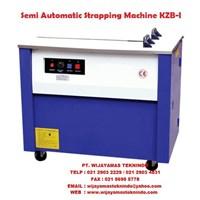 Mesin Warp Atau Pengikat Tali Semi Automatic Strapping Machine KZB-I  1