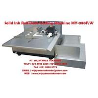Jual Mesin Cetak Kode Produksi Solid Ink Coding Machine MY-380 FW