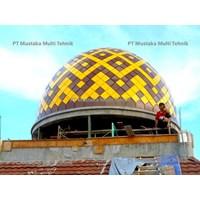 Beli Kubah Masjid Panel Warna 4