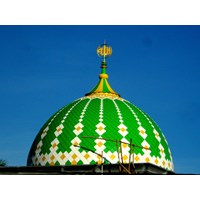 Jual Kubah Masjid Panel Warna 2