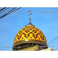 Kubah Masjid Panel Warna Murah 5