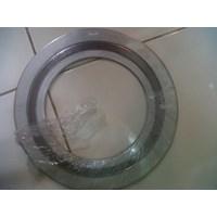 flexitallic spiral wound gasket. jual spiral wound gasket inner-outer ss304 hoop : filler graphite lokal flexitallic spiral wound gasket