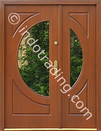 Sell double front door frame from indonesia by cv sumber for Cheap front door and frame