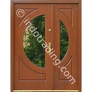 Kusen Pintu Double Front