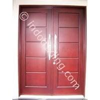 Kusen Pintu Utama Minimalis Tipe 1 1