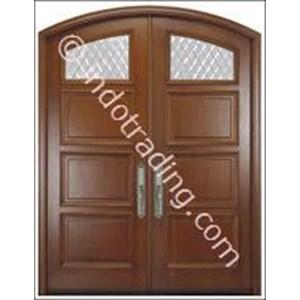 Kusen Pintu Utama Minimalis Tipe 2