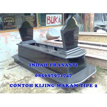 Kijing Makam Model Jawa