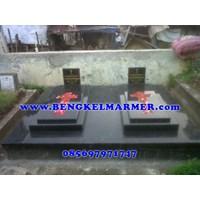 Kijing Makam Marmer Granit Salib www.BENGKELMARMER.com 1