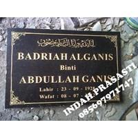 Jakarta Headstone 1