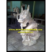 Dragon Marble Sculpture