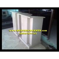 Distributor www.BENGKELMARMER.com Podium Mimbar Khutbah Pidato Masjid Gereja Kantor Marmer Granit 3