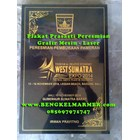 Percetakan Plakat Prasasti Peresmian Marmer Granit Hitam www.BENGKELMARMER.com 1