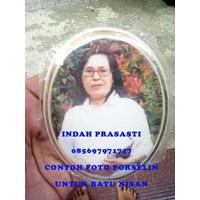www.BENGKELMARMER.com Pusat Percetakan Foto Keramik Porselin Batu Nisan Murah GRATIS ONGKOS KIRIM