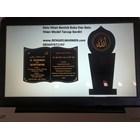 www.BENGKELMARMER.com Plakat Batu Nisan Makam Kuburan Model Buku Alquran Alkitab Marmer Granit Hitam TPU Karet Bivak Tanah Kusir Kampung Kandang Pemerintah Jakarta 4
