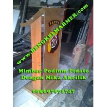 www.BENGKELMARMER.com Podium Mimbar Pidato Untuk K