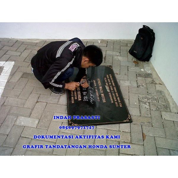 Granite Engraving Services For Wall and Floor Jakarta Indonesia