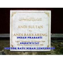 www.BENGKELMARMER.com Penj ual Batu Nisan Marmer Granit Harga Murah Untuk Makam Kuburan di Tangerang Banten