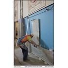 www.BENGKELMARMER.com Marble Wall Installation Jakarta Indonesia 1