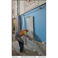 www.BENGKELMARMER.com Jasa Pasang Pemasangan Marmer Untuk Dinding Gedung Kantor di Kawasan Gatot Subroto Jakarta Selatan 1