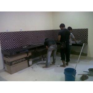 Jual jasa pembuatan pasang for Pemasangan kitchen set