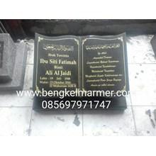 www.bengkelmarmer.com Batu Nisan dan Monumen Plaka