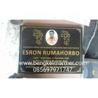 www.bengkelmarmer.com Batu Nisan dan Monumen Plakat Prasasti Pemakaman Kuburan Murah TPU PONDOK RANGON 1